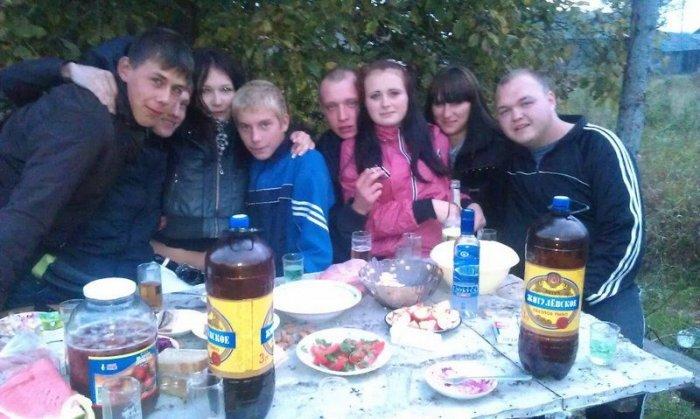 Пьяные люди (15 фото)