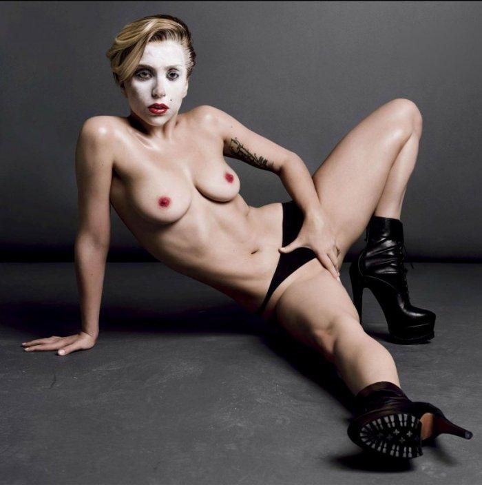 Lady Gaga (11 фото) НЮ!