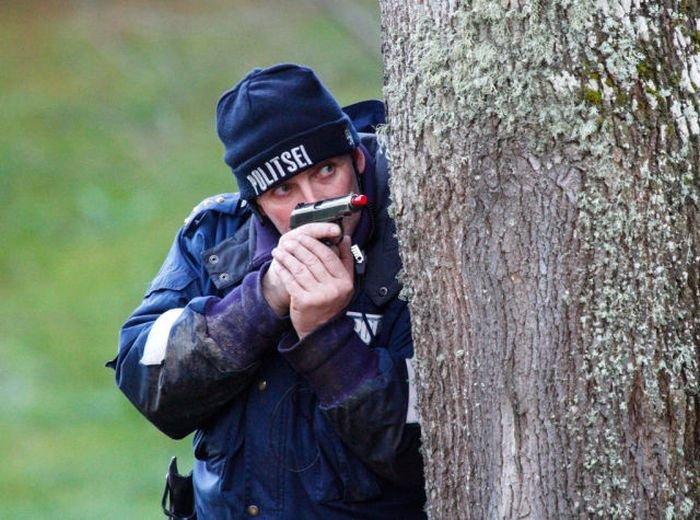 Приколы с полицией (50 фото)