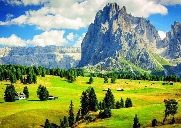 Красивые пейзажи (15 фото)