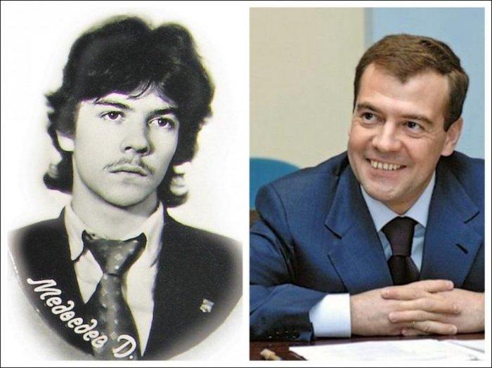 Известные политики в молодости (16 фото)