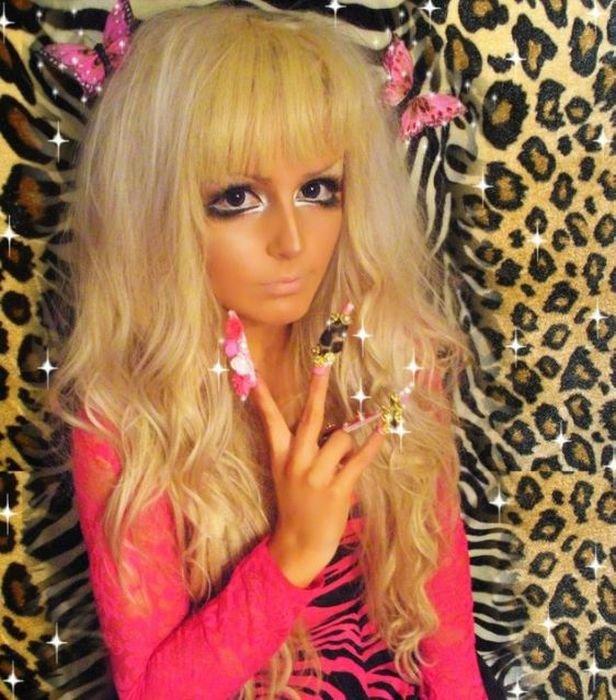 Кукла Барби из Японии (30 фото)