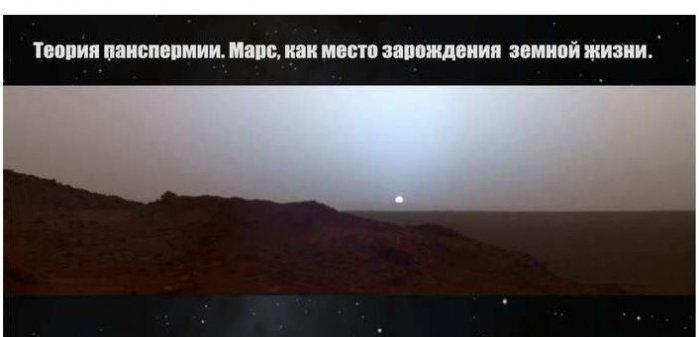 Про жизнь на Марсе (38 фото)
