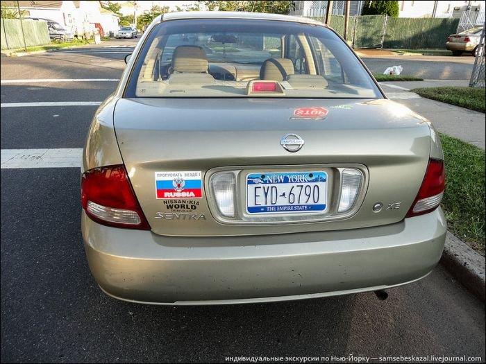 Русские номера в США (37 фото)