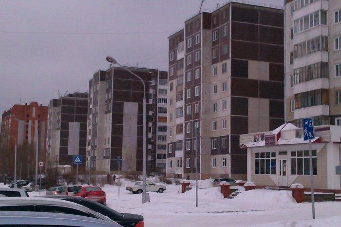 Дома в Томской области (3 фото)