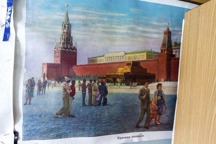 Заброшенная школа в Подмосковье (46 фото)
