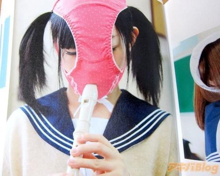 Новая японская мода (10 фото)