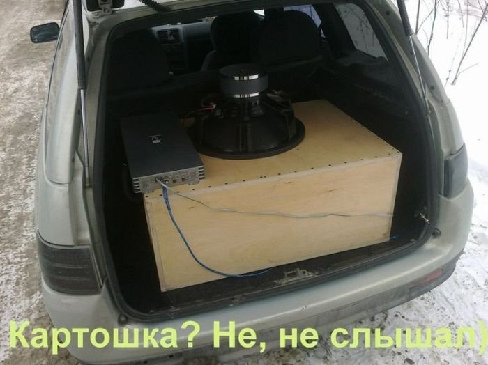 Автомобильные приколы. Часть 2 (40 фото)