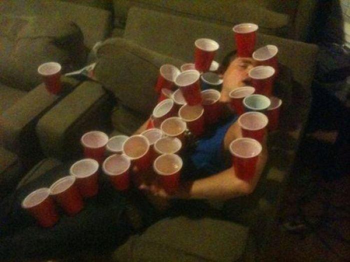 Пьяные люди (66 фото)