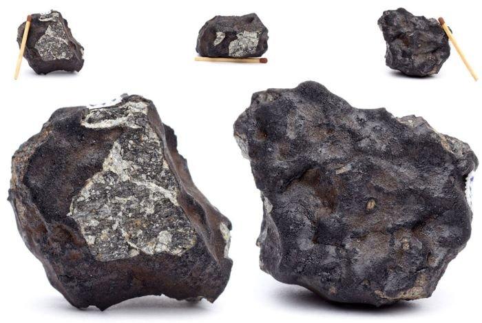 Первые фотографии челябинского метеорита (7 фото)