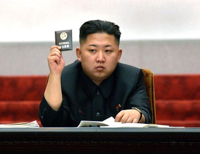 Ким Чем Ына отжабили (20 фото)