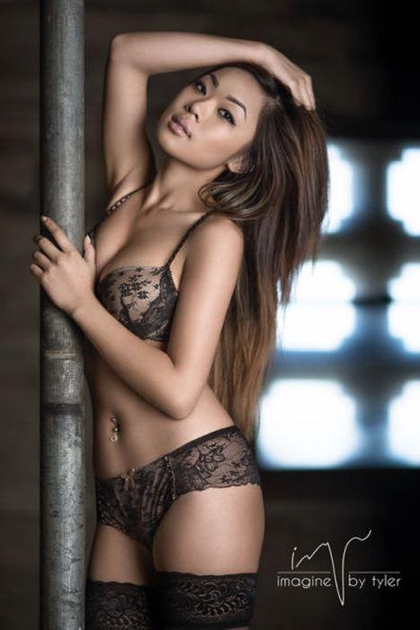 Азиатки (54 фото)