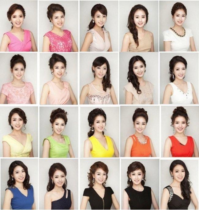 Корейские клоны (22 фото)