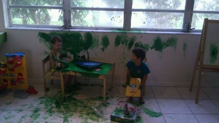 Дети без присмотра (60 фото)