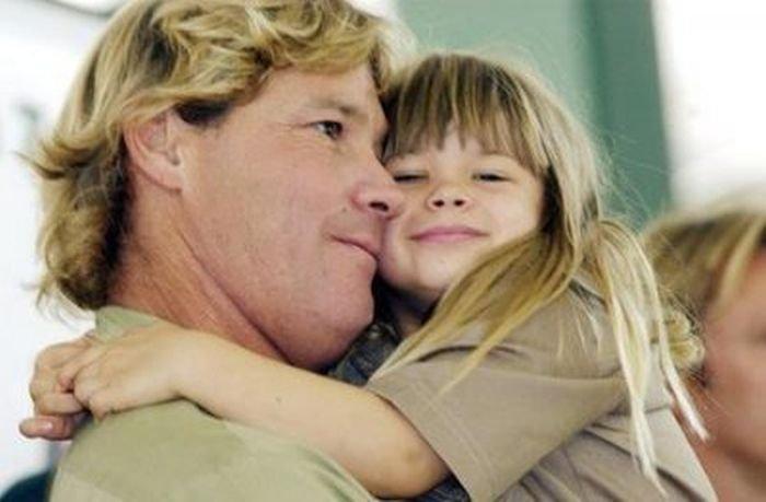 Угадайте, чья это дочка? (3 фото)