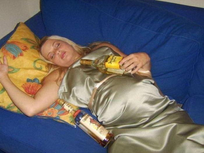 Нельзя столько пить (70 фото)