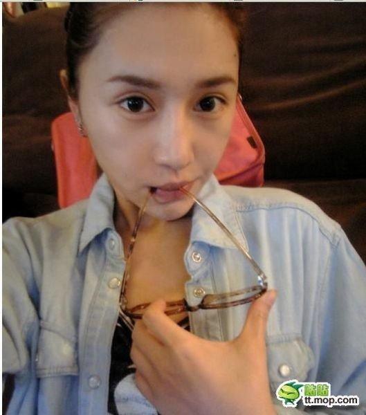 Китайская девушка до и после пластической операции (13 фото)
