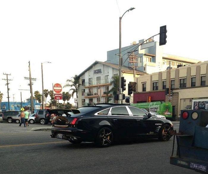 Автомобильные приколы. Часть 16 (41 фото)