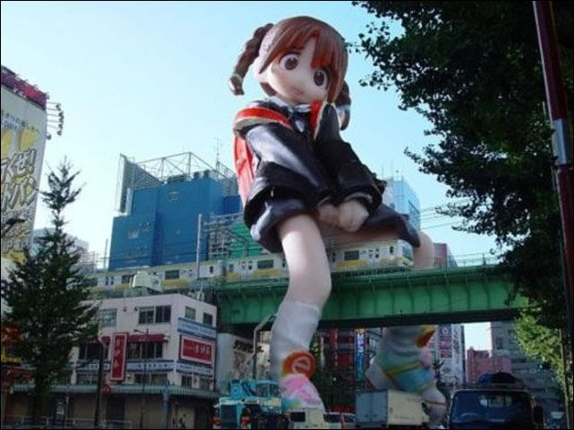 Только в Японии (43 фото)