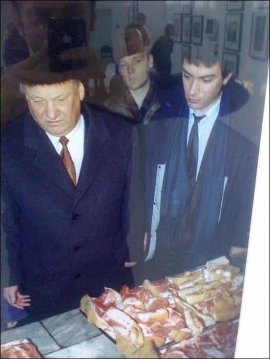 Россия 90-х годов (61 фото)