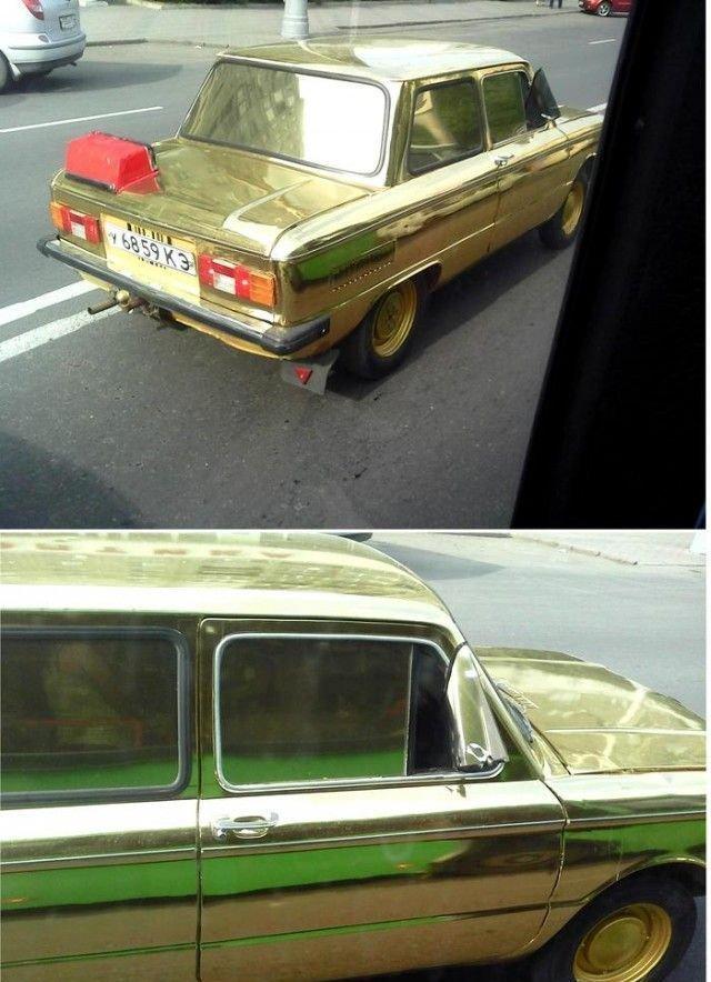 Автомобильные приколы. Часть 17 (37 фото)