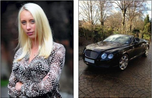 Неудачно помыла машину (3 фото)