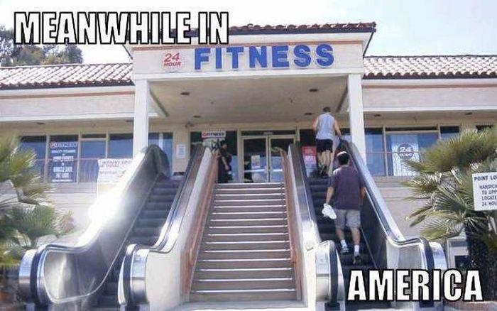 Приколы про Америку (35 фото)