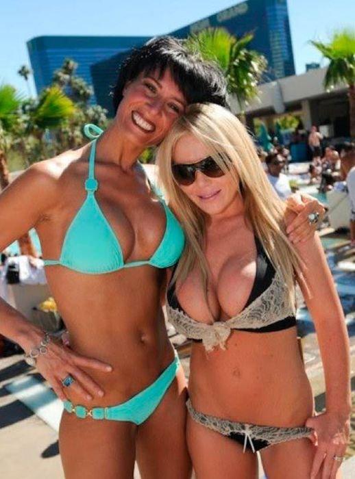 Конкурс купальников в Лас-Вегасе (58 фото)