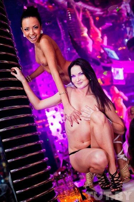 Обнаженная участница конкурса красоты Мисс Минск (29 фото)