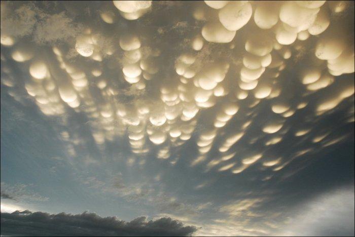 Красивые облака (32 фото)