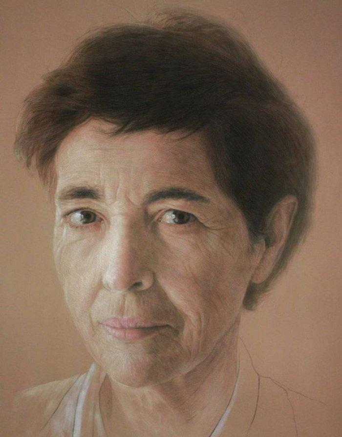 Реалистичные портреты (20 фото)