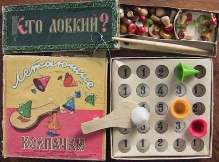 Игрушки из СССР (58 фото)