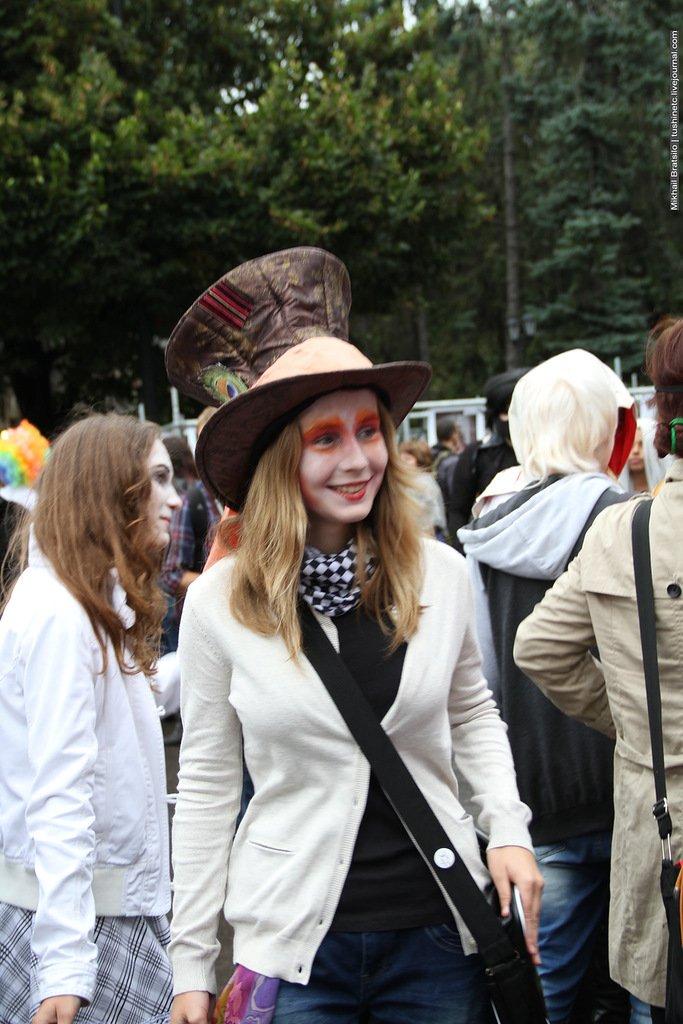 Конкурс косплея в Москве (50 фото)