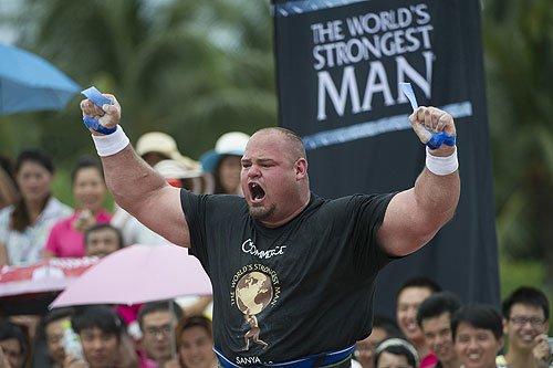 Самый сильный человек в мире в 2013 году (20 фото)