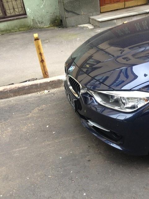 Как не платить за парковку (3 фото)