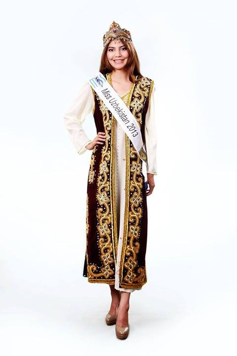 Мисс Узбекистан (9 фото)