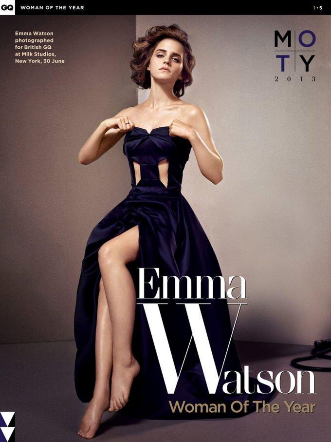 Эмма Уотсон (5 фото)