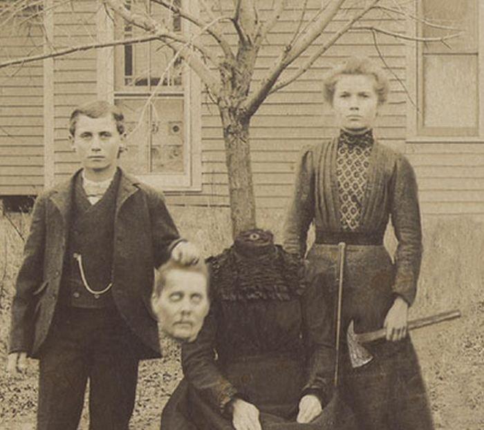 Люди без головы (15 фото)