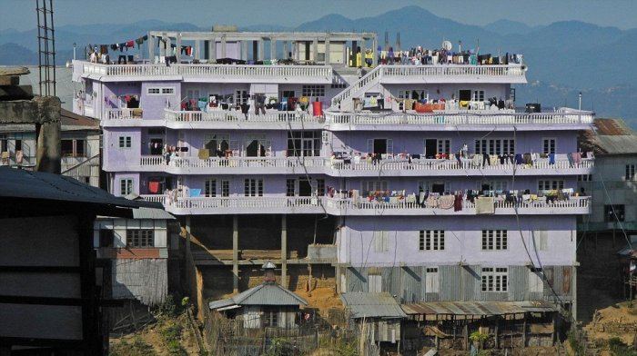 Самая большая семья в мире (32 фото)