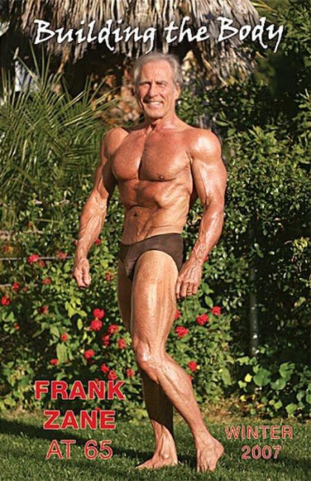 Как выглядит бодибилдер Френк Зейн в 70 лет (5 фото)