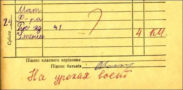 Записи в школьных дневниках (20 фото)