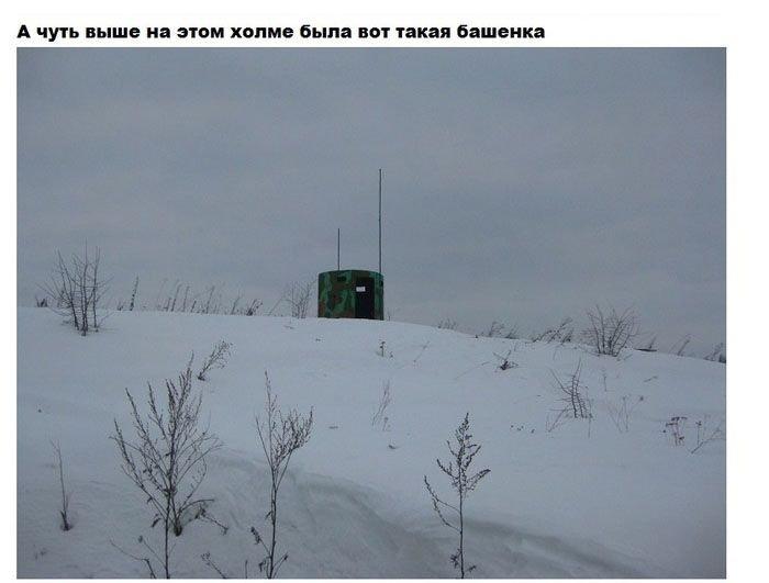 Заброшенный бункер для запуска ракет (17 фото)