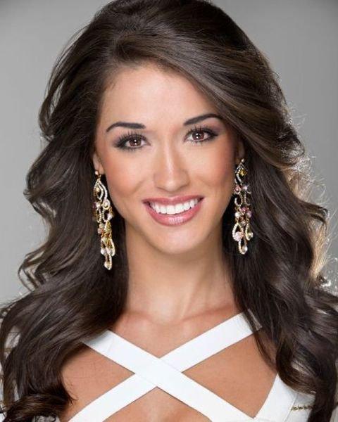 Участницы конкурса Мисс США (53 фото)
