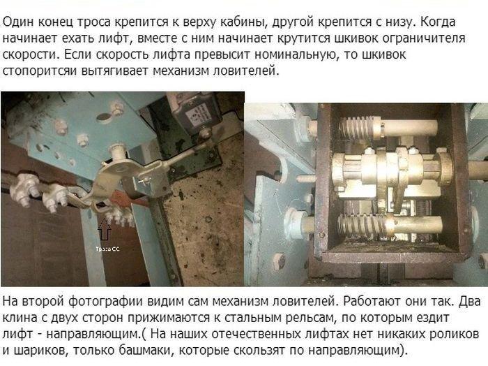 Мифы о лифтах (9 фото)
