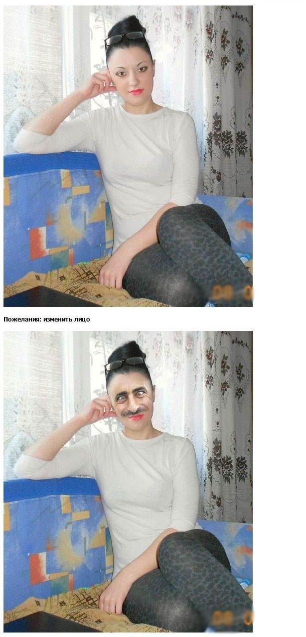 Жертвы фотошопа (17 фото)