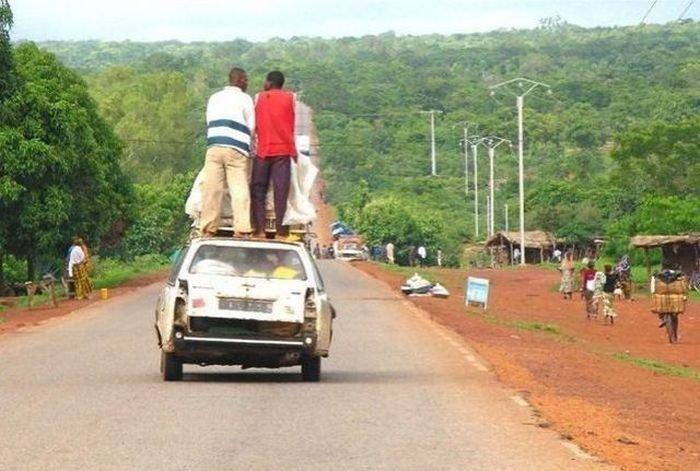 Жизнь в Африке (44 фото)