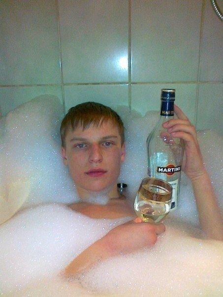 Фрики в ванной (9 фото)