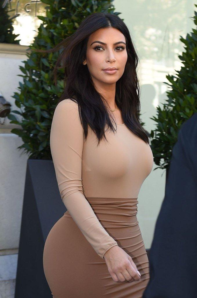Ким Кардашян (11 фото)