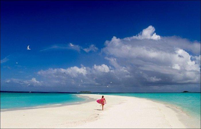 Мусорный остров на Мальдивах (12 фото)