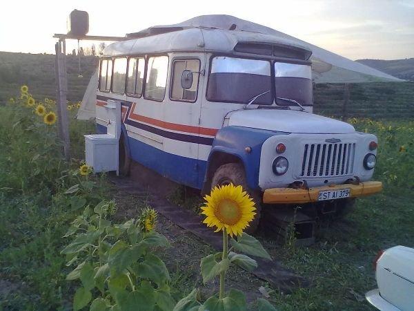 Молдавский дом на колесах (5 фото)